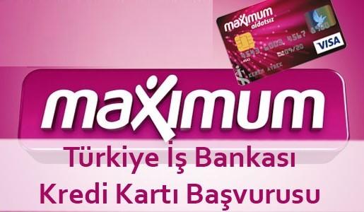 İşbankası Sms ile Kredi Kartı Başvurusu