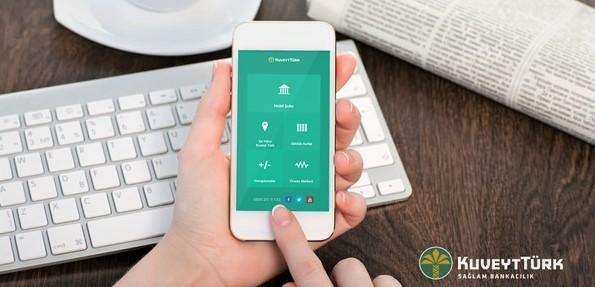 kuveyt türk sms ile kredi kartı başvurusu