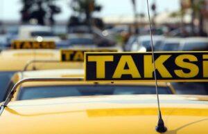 Taksi Şoförler Odası İletişim Telefon Numarası